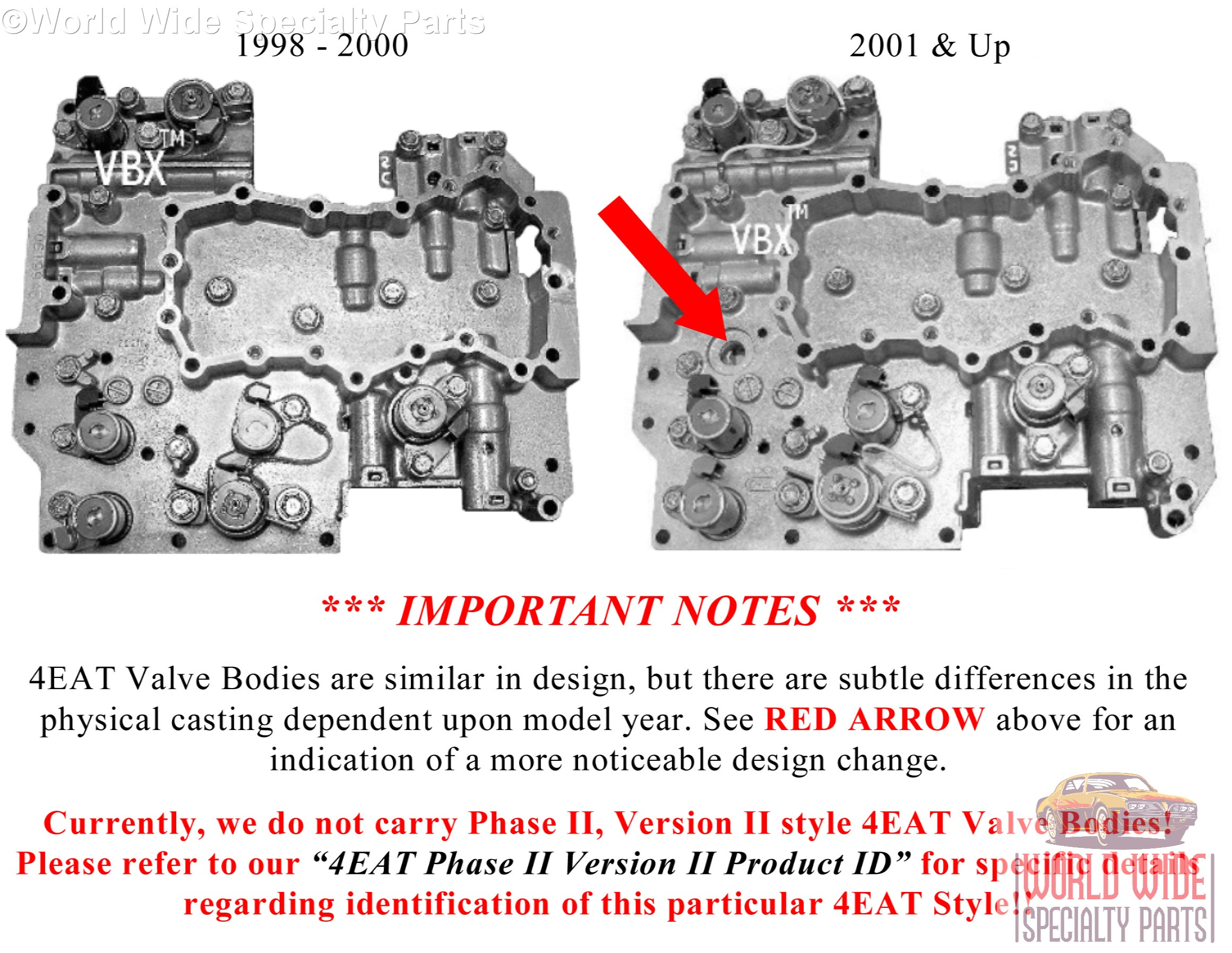2002 - 2005 WRX 4EAT JDM Upgrade - NASIOC