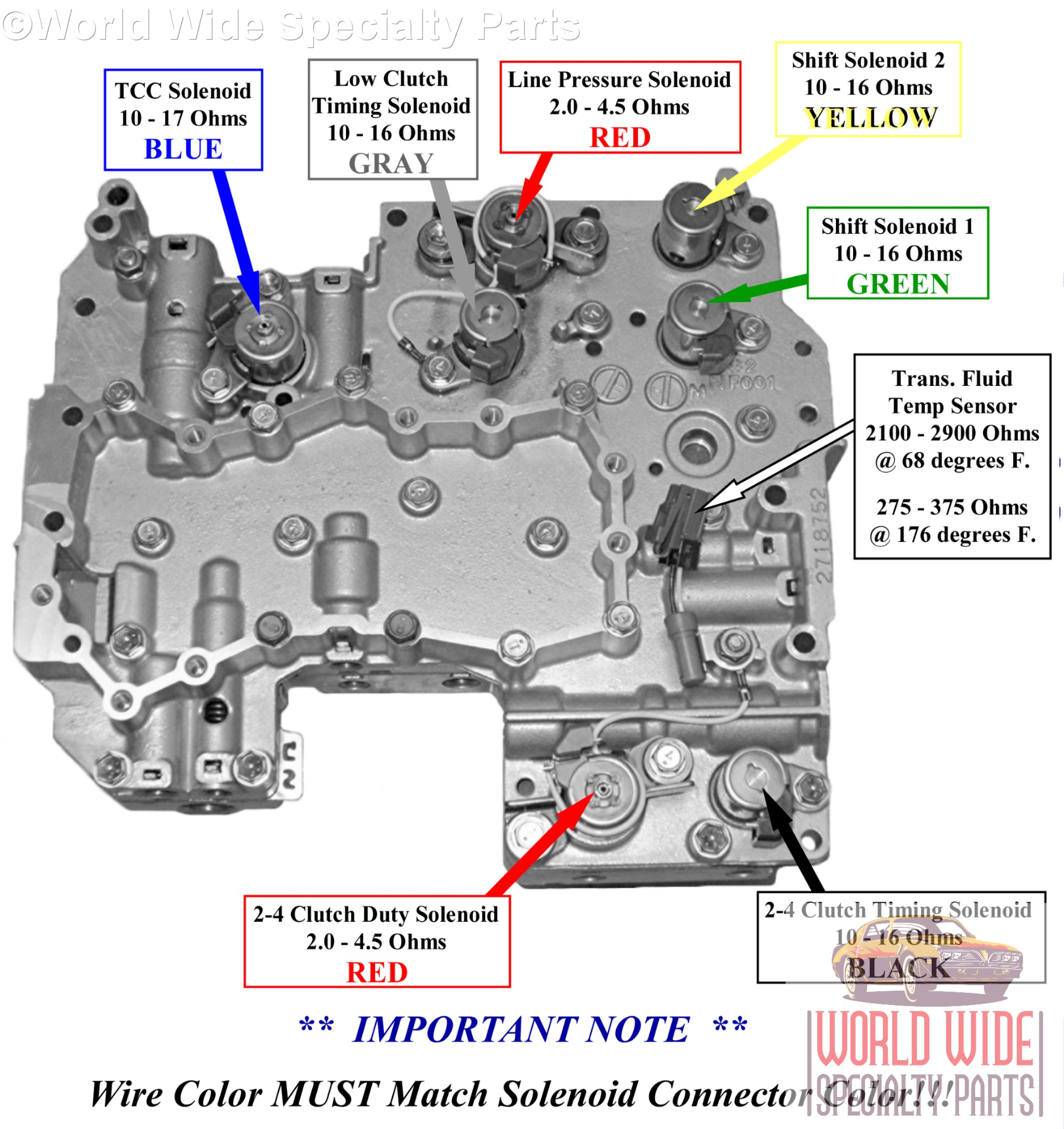 aod transmission wiring diagram with 291282465983 on 2006 Ford F150 Automatic Transmission Engine Code also Wiring Harness To Convert From A 4l70e Transmission To A 4l80e Transmission Some 2006 On 4l70e Type With Input Speed Sensor Only moreover Blog Entry 10 furthermore Steering Column 97387 also 760922 E40d Transmission.