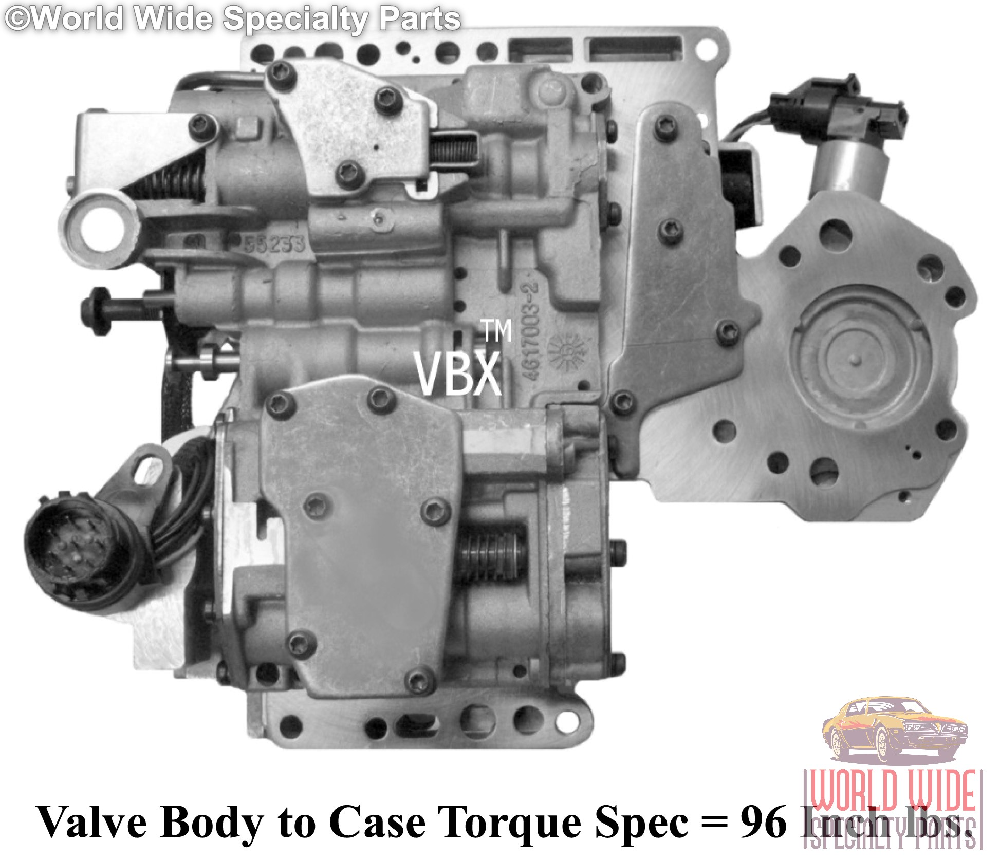 Details about Chrysler 46RE, 47RE Valve Body 1995-1999, Small Pump Inlet (1  YEAR WARRANTY)